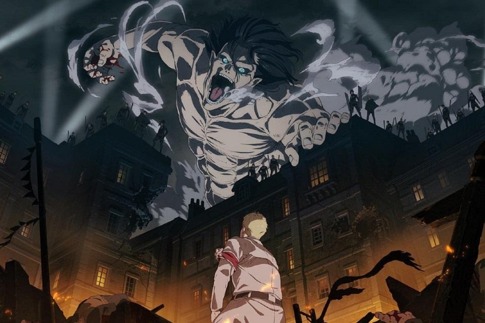 Attack on Titan: 10 animes parecidos com a série de ação