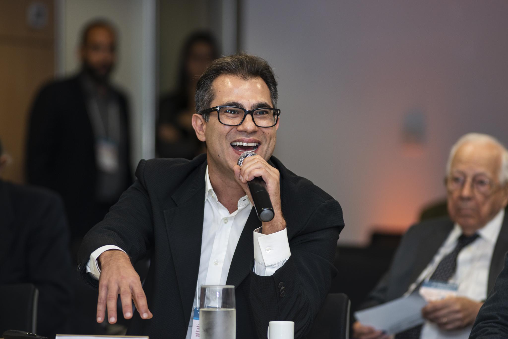 Marcelo Sales, fundador e presidente da CyberLabs.
