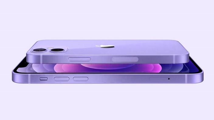 iphone roxo