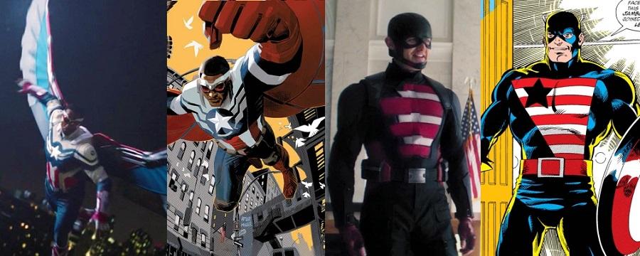 Algumas cenas da série também evidenciaram certos movimentos já vistos nos quadrinhos da Marvel. (Disney+/Marvel/Reprodução)