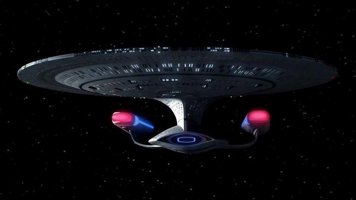 Os projetistas da Enterprise NCC-1701-D quase acertaram.