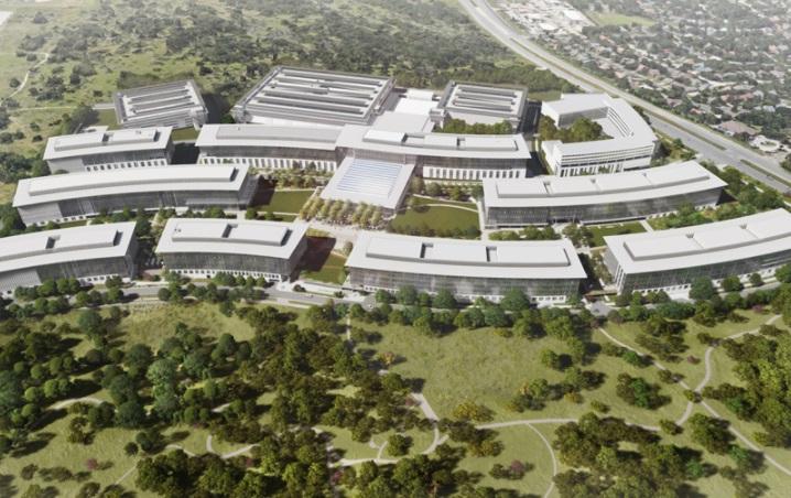Apple vai construir novo campus de US$ 1 bilhão nos EUA 21