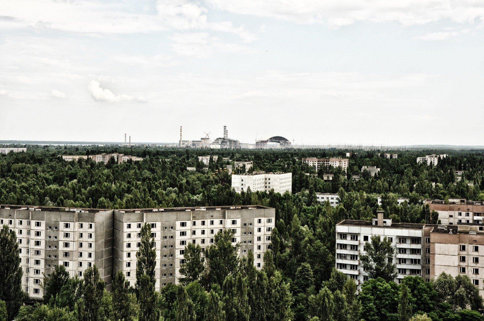 Pripyat hoje é uma cidade abandonada – e só deve ser habitável daqui a 20 mil anos.