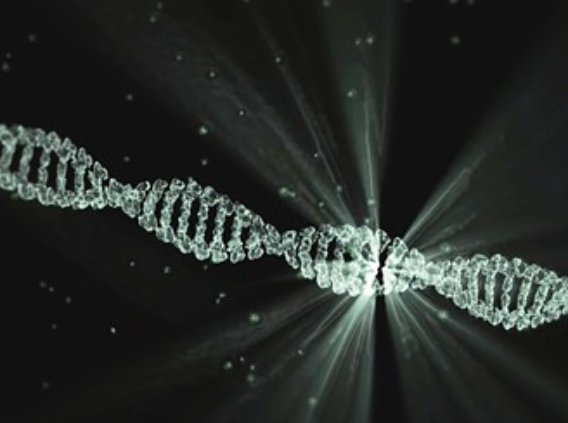 DNA: estudo afirmou que não encontrou mutações nos genomas dos filhos de expostos à radiação.