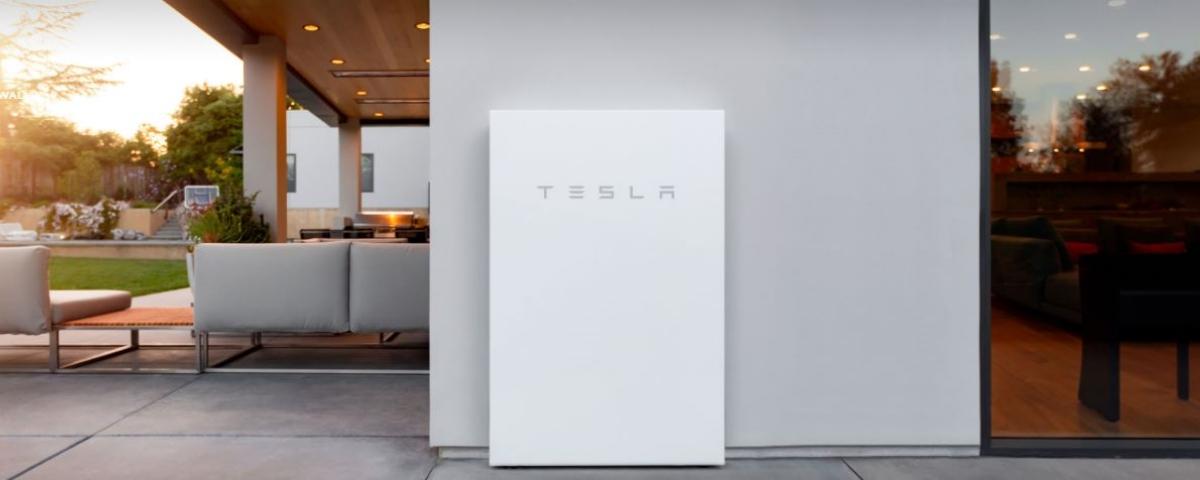 Imagem de: Elon Musk revela que produção de Powerwall 2 Plus iniciou em 2020