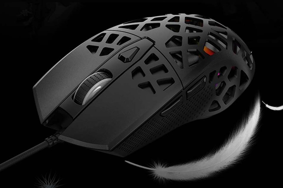 AliExpress: teclado e mouse gamer Ajazz com 30% de desconto