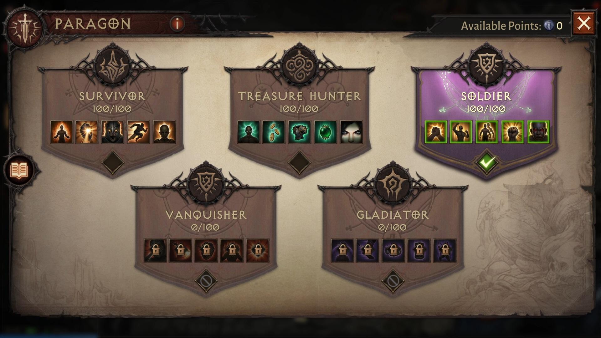 No alfa fechado já era possível subir até o nível 55 e testar parte do conteúdo do endgame, além de fortalecer ainda mais os heróis
