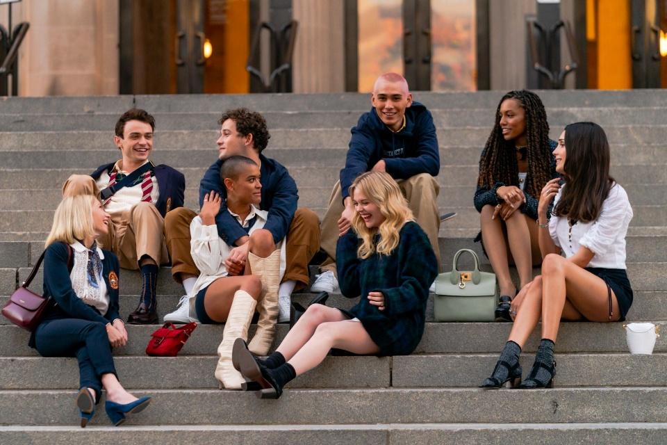 Gossip Girl: 10 cenas inesquecíveis da série de drama