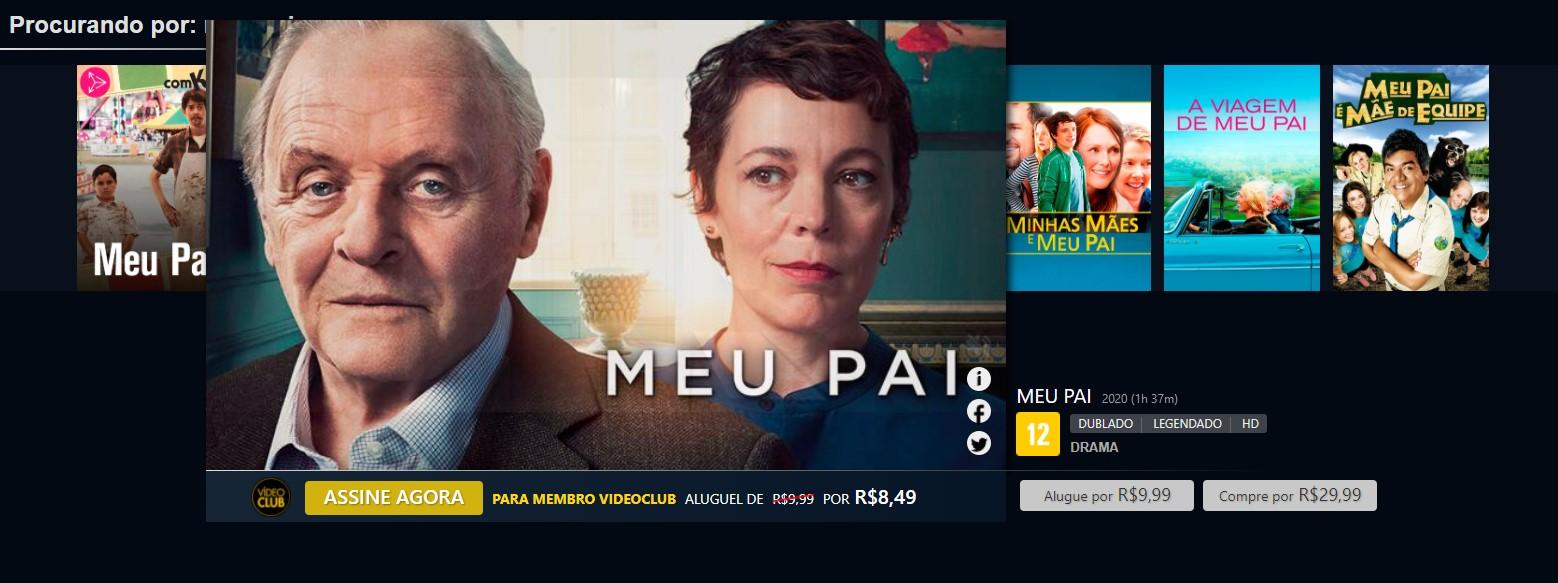 Filmes do Oscar 2021 podem ser alugados ou comprados por preços acessíveis.