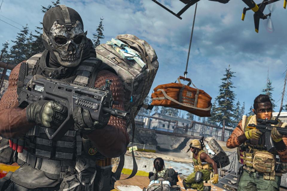 Call of Duty lança novo pacote para ajudar veteranos de guerra