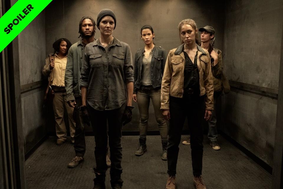 Fear The Walking Dead 6x11: conheça a comunidade Holding