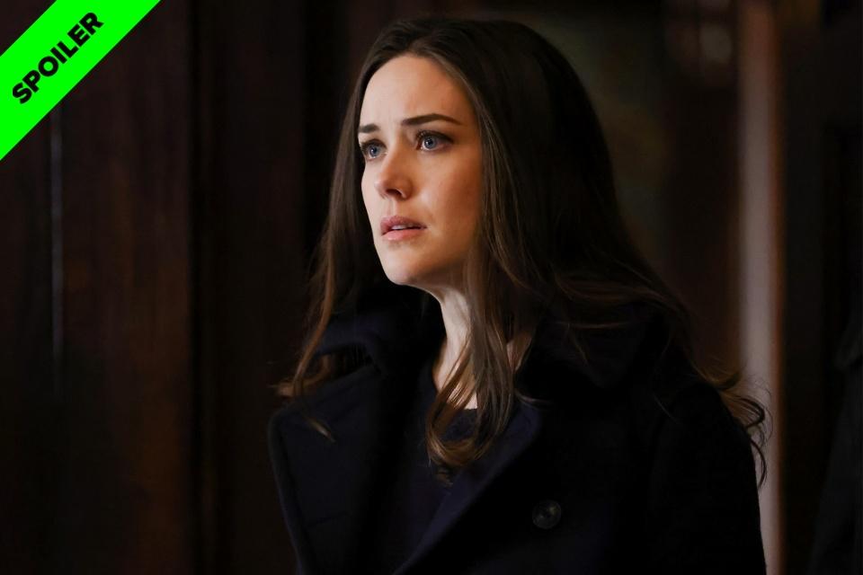 The Blacklist 8x15: Liz tenta desmascarar Reddington