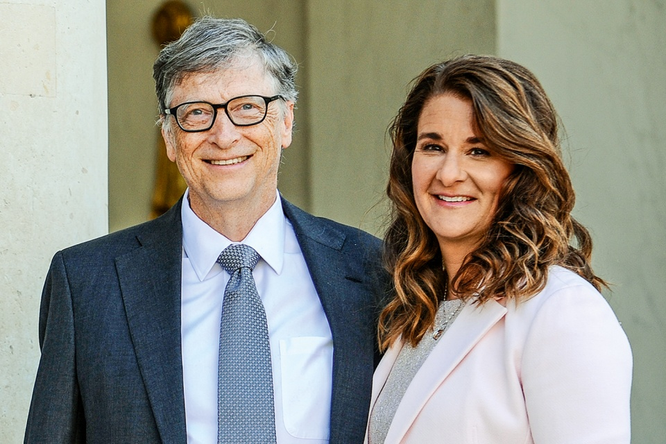Bill Gates e Melinda se separam, mas trabalharão juntos na fundação