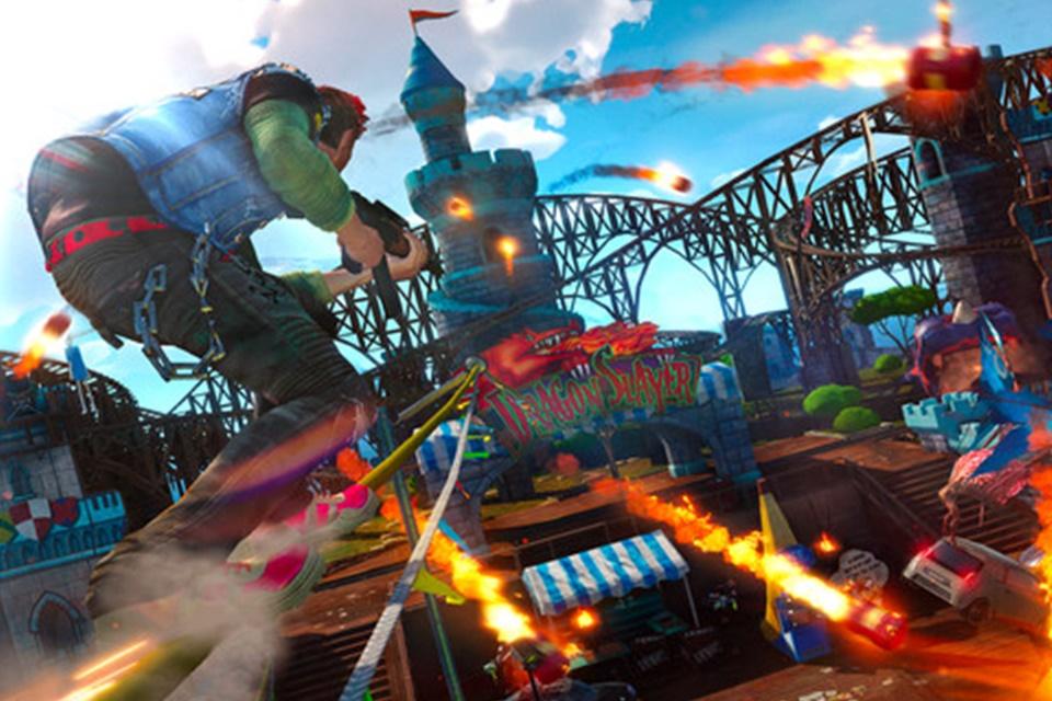 Sony faz registro para Sunset Overdrive nos Estados Unidos