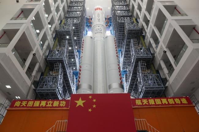 Foguete chinês descontrolado cairá na Terra nos próximos dias 21