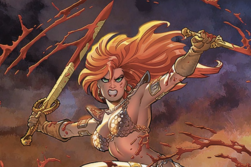 Red Sonja: Hannah John-Kamen é anunciada como protagonista