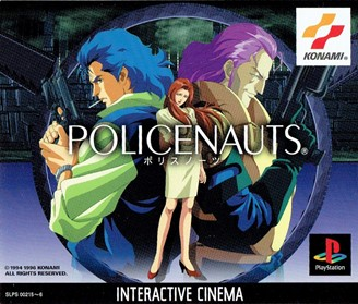 Policenauts is an interactive graphic adventure and tells one of the best science fiction stories ever seen in video games