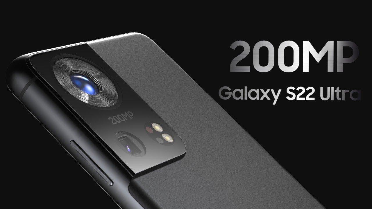 Rumores também apontam para uma câmera de 200 MP no Galaxy Ultra S22.