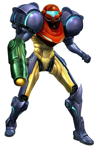 Gravity Suit is usually obtained after Varia Suit in the series