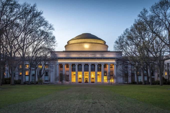 Massachusetts Institute of Technology - MIT headquarters.