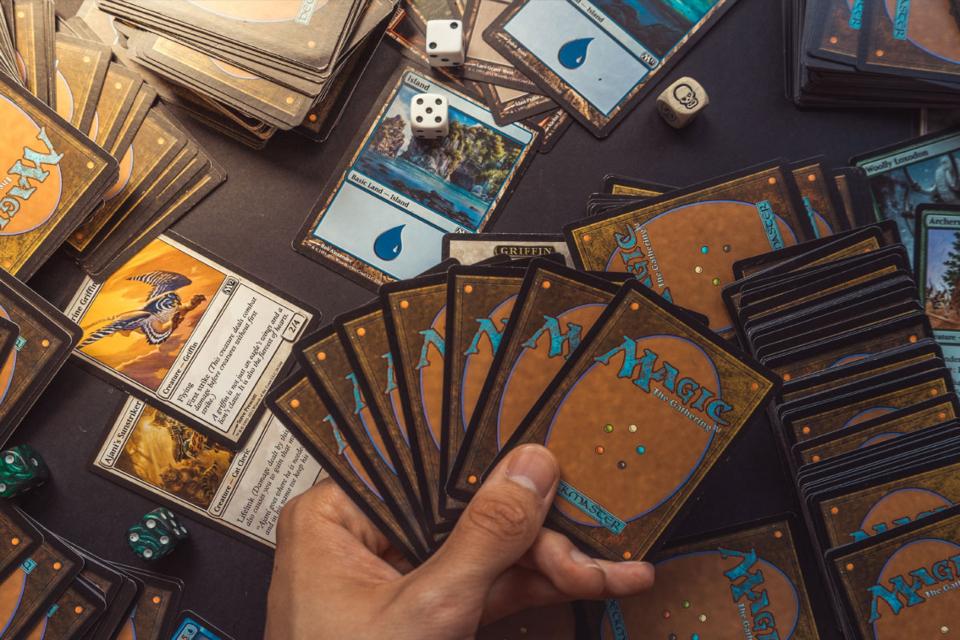 Magic The Gathering: card game inspira belas histórias entre mães