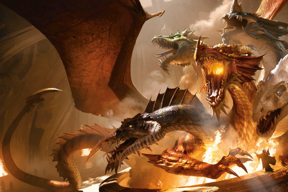 MTG: coleção de Dungeons & Dragons recebe primeiros spoilers