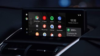 Android Auto supports several applications.