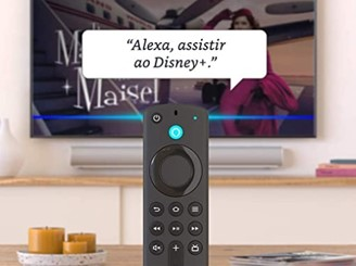 One of the commands involving streaming services on Fire TV.