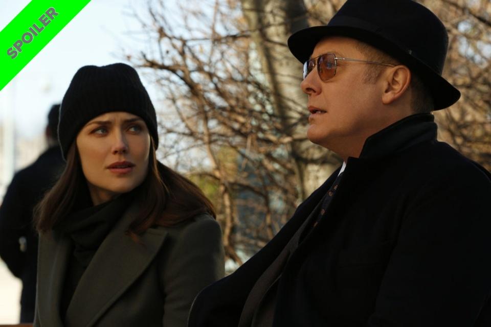 The Blacklist 8x16: Red, Liz e o FBI trabalham juntos