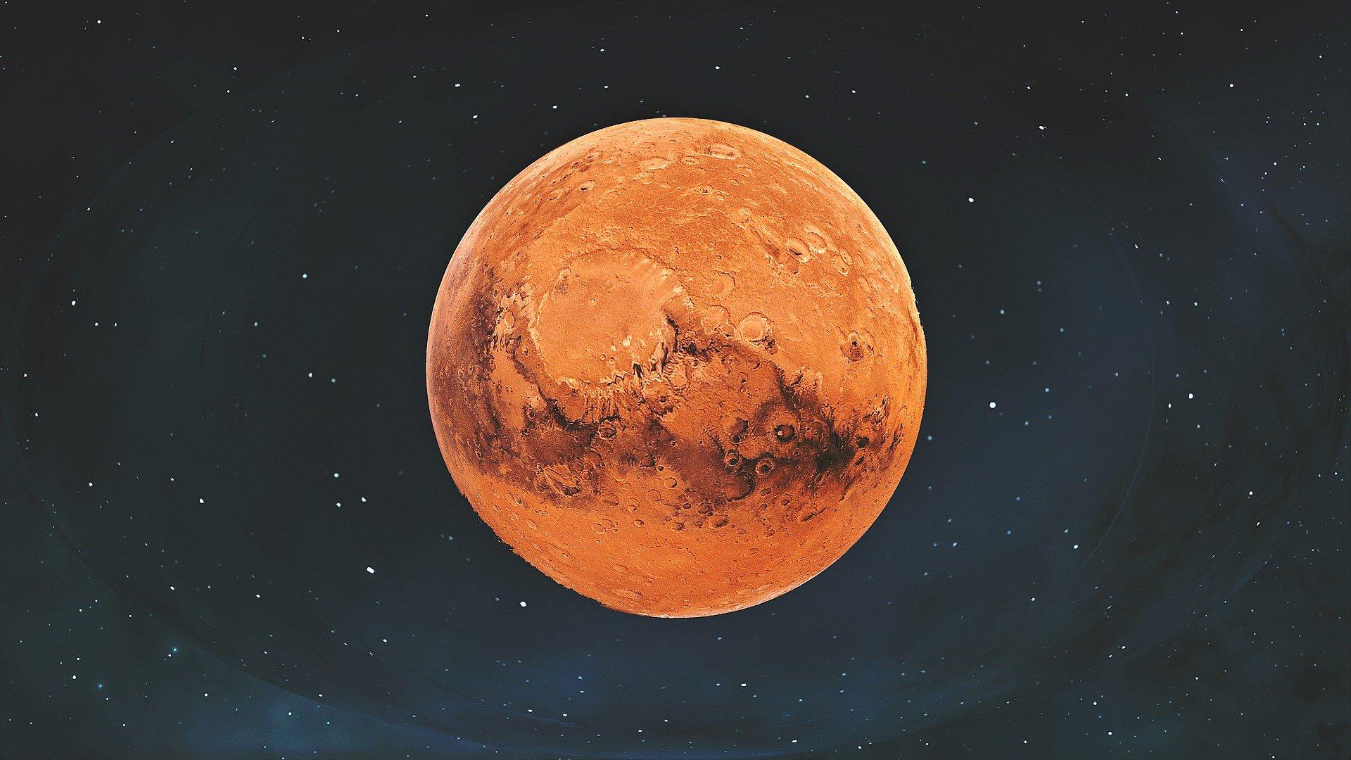 Colonizar Marte é crucial para a espécie humana. Entenda o porquê