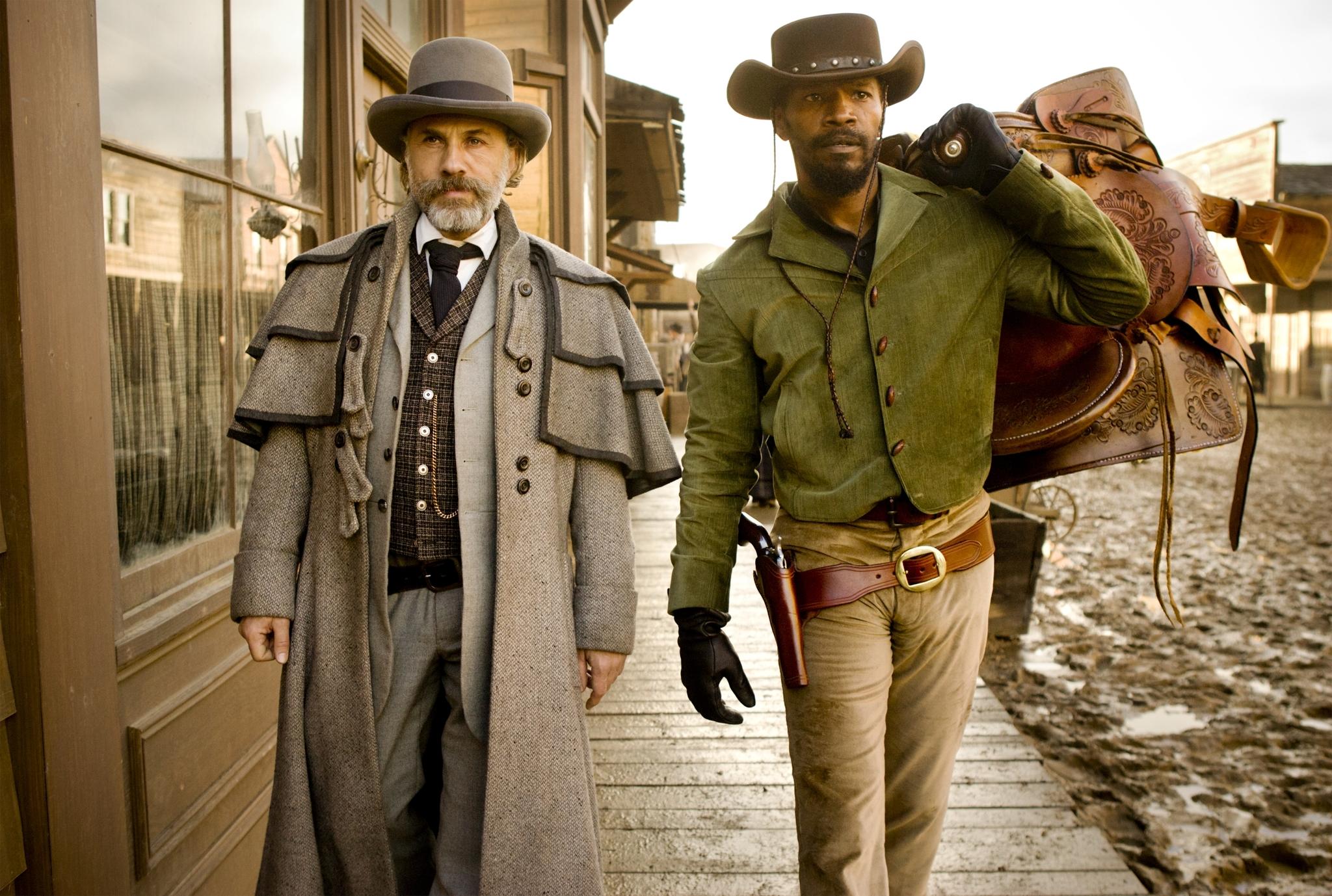 Free Django (2012).