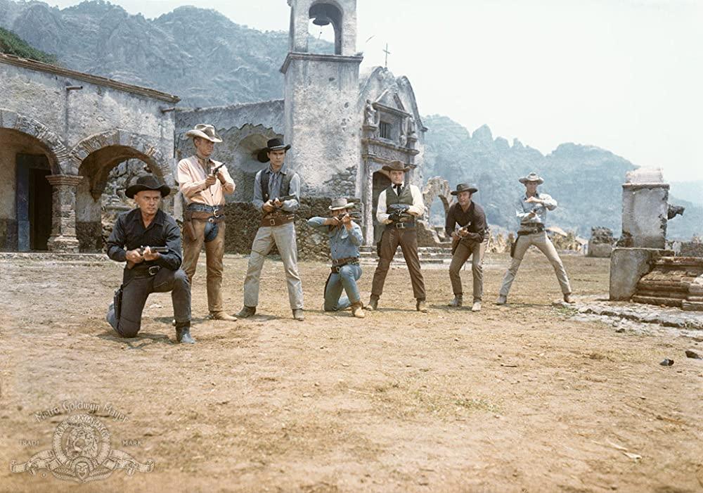 Seven Men and a Destiny (1960).