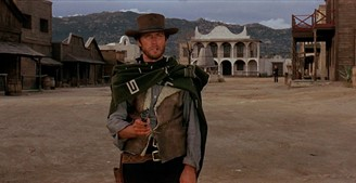 For A Fistful of Dollars (1964).