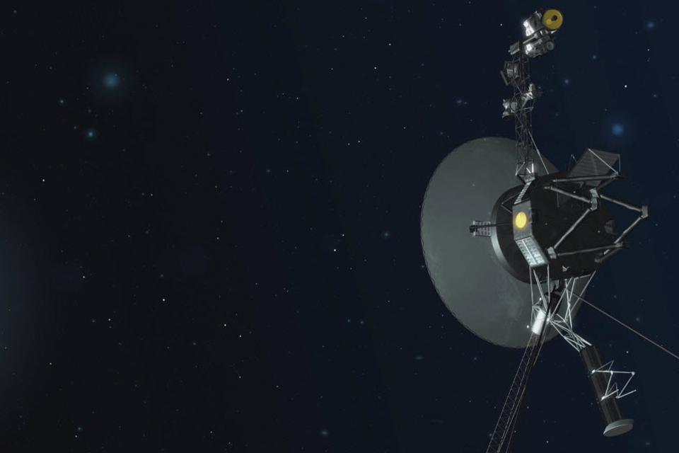 NASA: Voyager detecta zumbidos no universo além do Sistema Solar