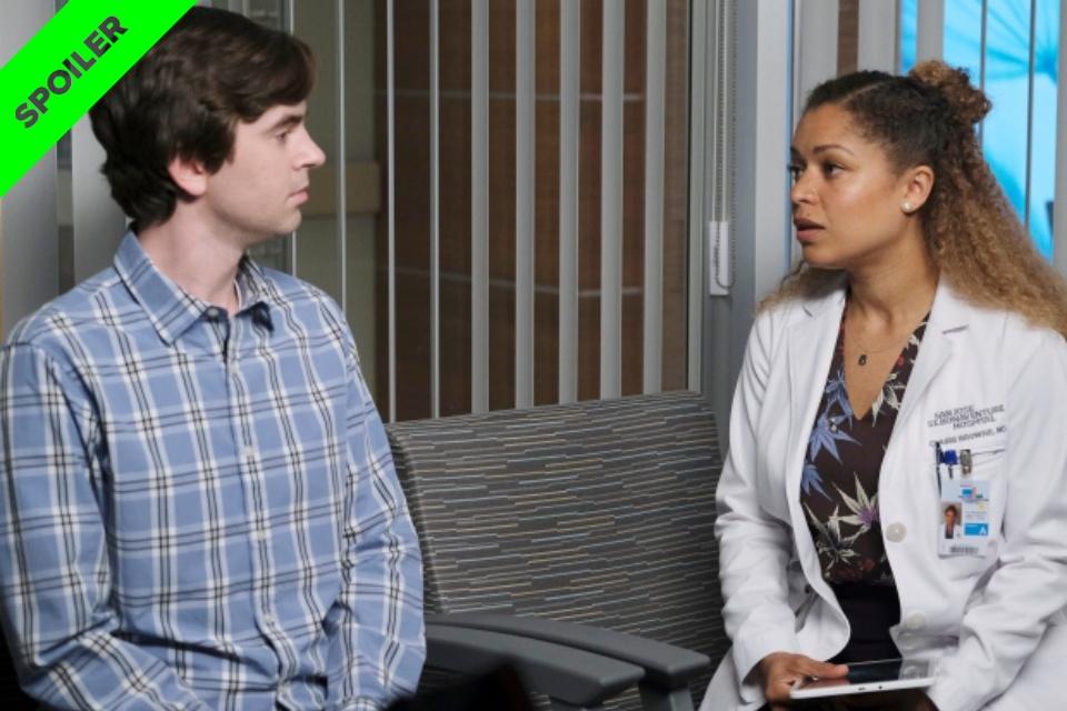The Good Doctor 4x16: Lea e Shaun recebem uma notícia ruim