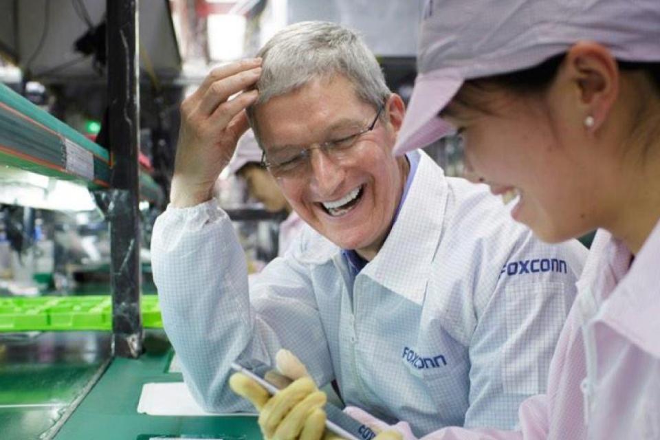 Tim Cook terá que explicar os casos de trabalho forçado na China
