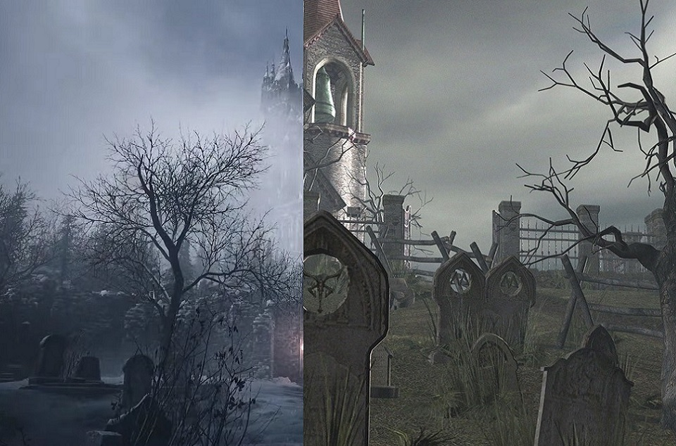 12 grandes semelhanças de Resident Evil Village e Resident Evil 4