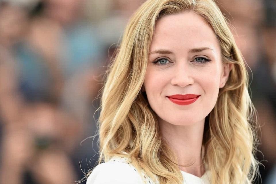 Emily Blunt revela que não quer participar de filmes de super-heróis