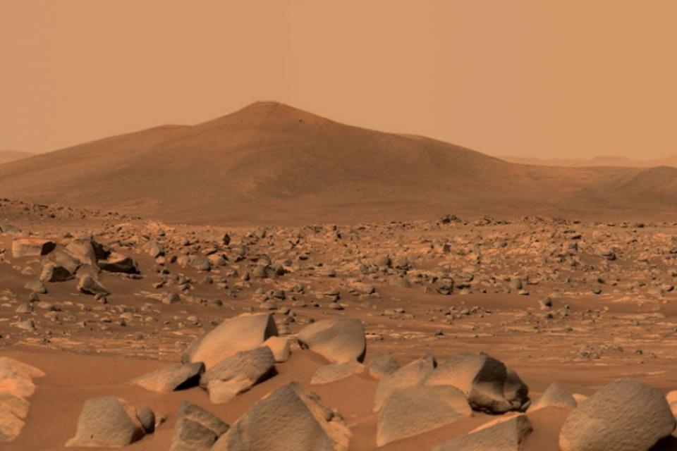 Perseverance analisa rochas procurando sinais de vida em Marte