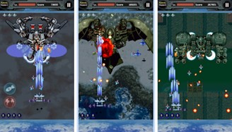 Strikers 1945 is another classic game that has versions for iOS and Android