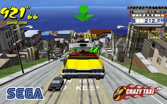 Crazy Taxi has several versions for iOS and Android, in addition to the classic game