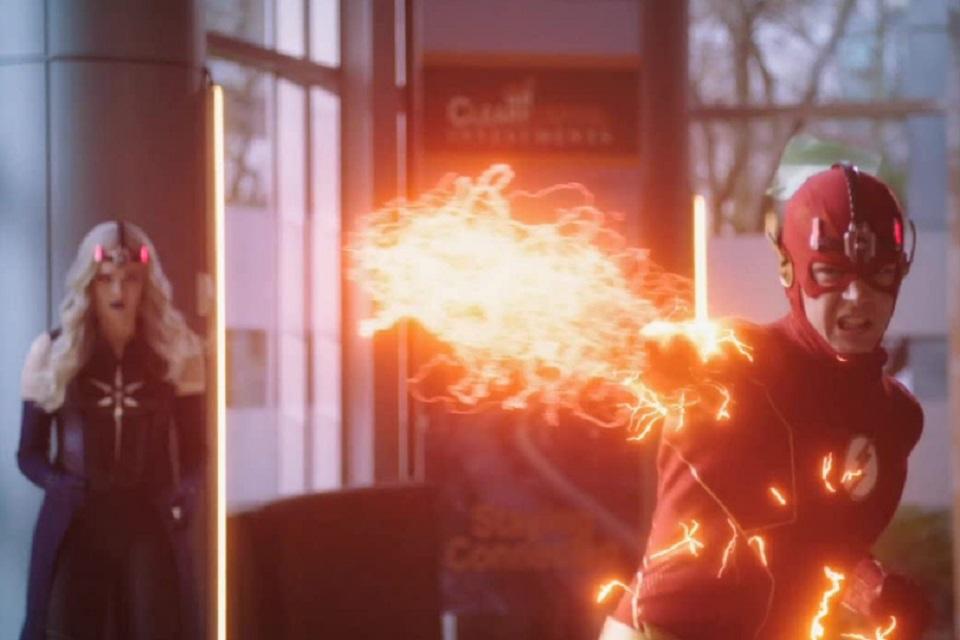 The Flash 7x10: questões familiares vêm à tona na série (promo)