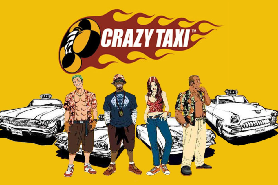 Sega avalia reboots de Crazy Taxi, Jet Set Radio e outros títulos