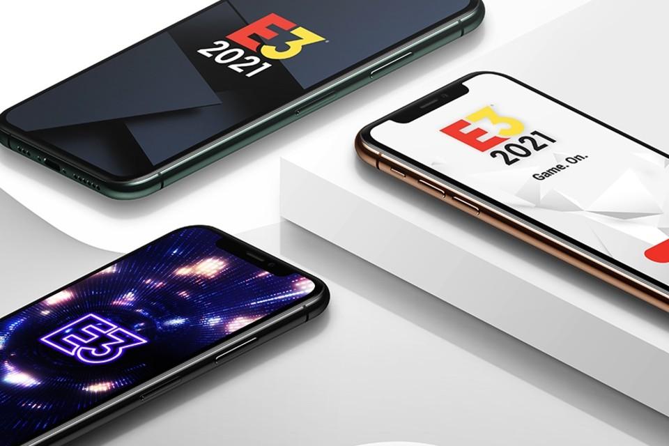 E3 2021 terá aplicativo e site oficiais interativos para os fãs