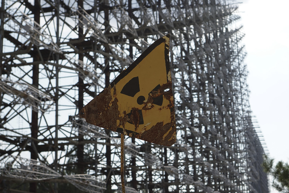 Chernobyl: cientistas identificam aumento de radiação na usina