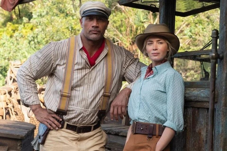 Jungle Cruise: filme com The Rock chega aos cinemas e ao Disney+ em julho