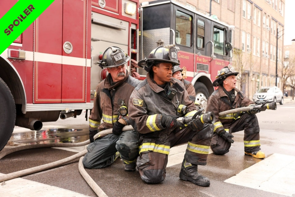 Chicago Fire 9x14: Kidd recebe o resultado do exame