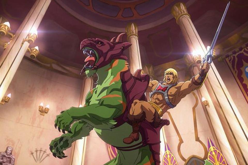 Mestres do Universo: He-Man está de volta em nova série da Netflix (fotos)