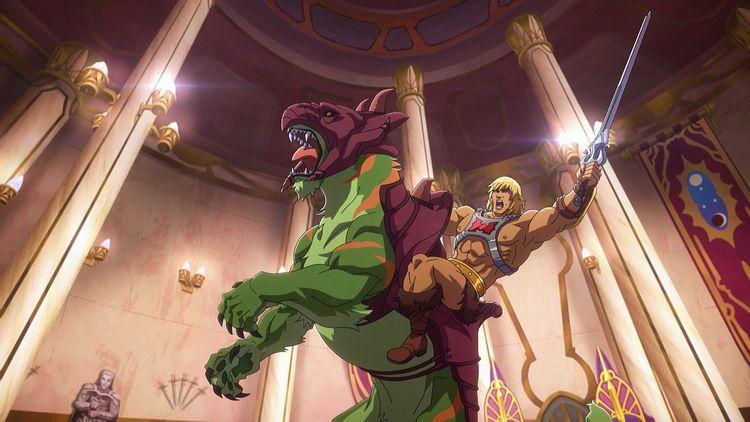 Mestres do Universo: He-Man