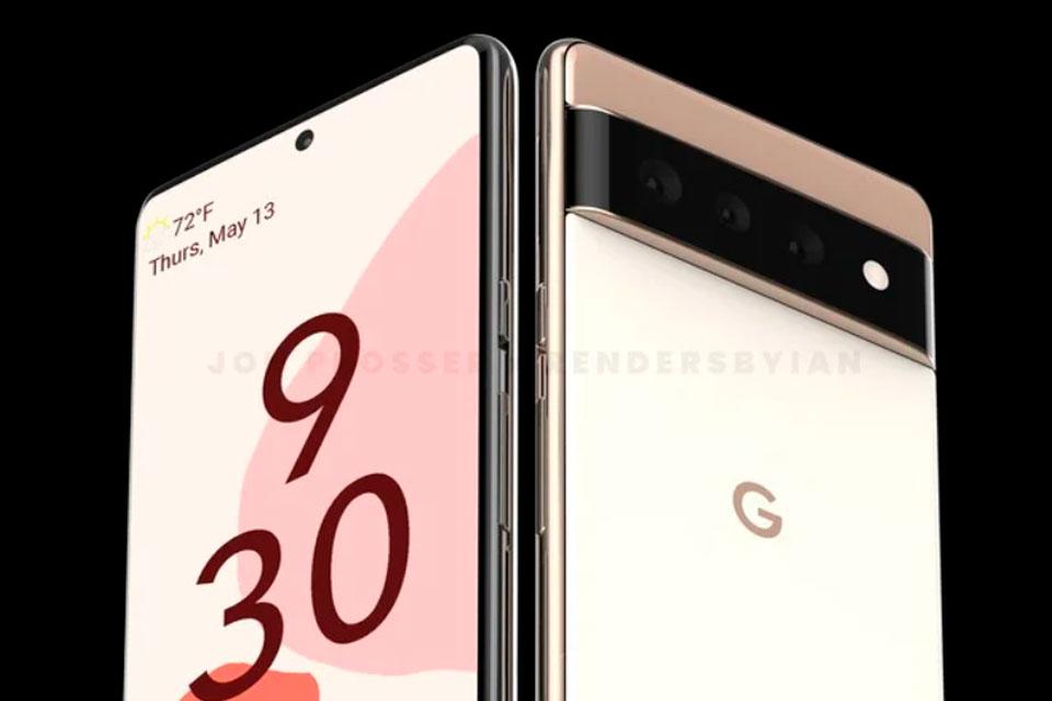 Google Pixel 6 pode trazer grande mudança visual, indicam imagens